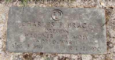 BRAGG (WWI), CHARLES F - Marion County, Oregon | CHARLES F BRAGG (WWI) - Oregon Gravestone Photos