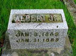 BROWN, ALBERT, JR. - Marion County, Oregon | ALBERT, JR. BROWN - Oregon Gravestone Photos