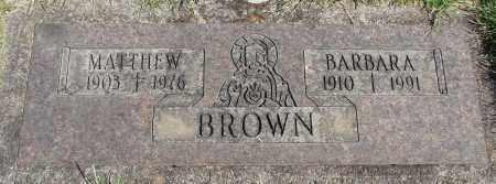 BROWN, BARBARA - Marion County, Oregon | BARBARA BROWN - Oregon Gravestone Photos