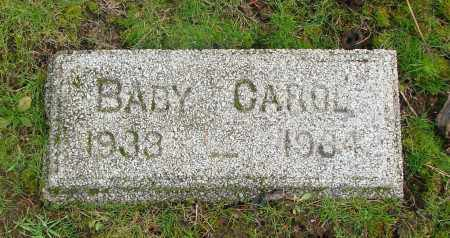 BROWN, CAROL BEVERLY - Marion County, Oregon | CAROL BEVERLY BROWN - Oregon Gravestone Photos