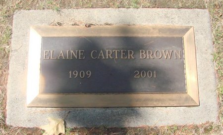 CARTER, ELAINE S - Marion County, Oregon | ELAINE S CARTER - Oregon Gravestone Photos