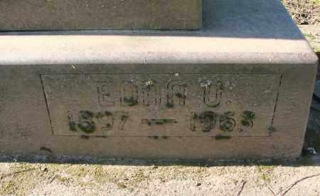 BROWN, EDNA ODESSA - Marion County, Oregon | EDNA ODESSA BROWN - Oregon Gravestone Photos