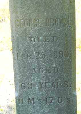 BROWN, GEORGE G - Marion County, Oregon | GEORGE G BROWN - Oregon Gravestone Photos