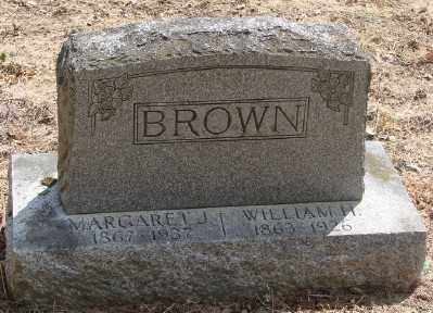 BROWN, MARGARET J - Marion County, Oregon | MARGARET J BROWN - Oregon Gravestone Photos