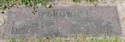 BROWN, LYDIA - Marion County, Oregon | LYDIA BROWN - Oregon Gravestone Photos