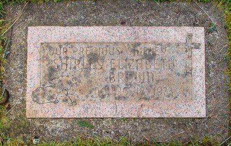 BROWN, SHIRLEY ELIZABETH - Marion County, Oregon | SHIRLEY ELIZABETH BROWN - Oregon Gravestone Photos