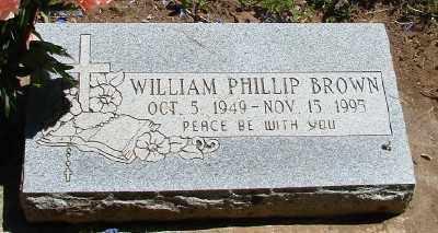 BROWN, WILLIAM PHILLIP - Marion County, Oregon | WILLIAM PHILLIP BROWN - Oregon Gravestone Photos