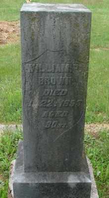 BROWN, WILLIAM P - Marion County, Oregon   WILLIAM P BROWN - Oregon Gravestone Photos