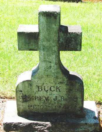 BUCK, J R - Marion County, Oregon | J R BUCK - Oregon Gravestone Photos