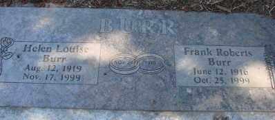BURR, HELEN LOUISE - Marion County, Oregon | HELEN LOUISE BURR - Oregon Gravestone Photos