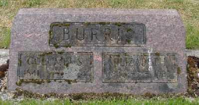 BURRIS, COLUMBUS - Marion County, Oregon | COLUMBUS BURRIS - Oregon Gravestone Photos