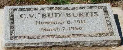 BURTIS, CHARLES VINCENT - Marion County, Oregon   CHARLES VINCENT BURTIS - Oregon Gravestone Photos