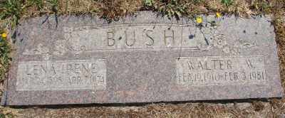 BUSH, WALTER WILLIAM - Marion County, Oregon   WALTER WILLIAM BUSH - Oregon Gravestone Photos