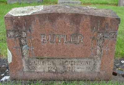 BUTLER, CATHERINE F - Marion County, Oregon   CATHERINE F BUTLER - Oregon Gravestone Photos