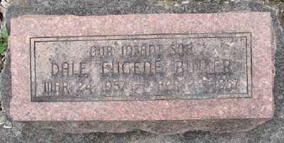 BUTLER, DALE EUGENE - Marion County, Oregon | DALE EUGENE BUTLER - Oregon Gravestone Photos