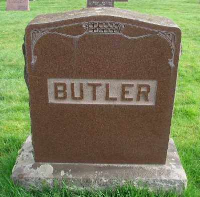BUTLER, EDNA - Marion County, Oregon | EDNA BUTLER - Oregon Gravestone Photos