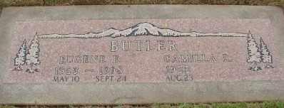 BUTLER, CAMILLA - Marion County, Oregon | CAMILLA BUTLER - Oregon Gravestone Photos