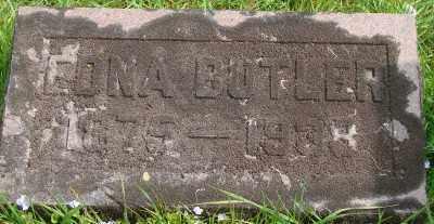 BUTLER, EDNA - Marion County, Oregon | EDNA BUTLER - Oregon Gravestone Photos