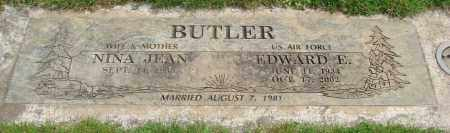 BUTLER, EDWARD EUGENE - Marion County, Oregon | EDWARD EUGENE BUTLER - Oregon Gravestone Photos