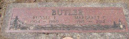BUTLER, MARGARET CHRYSTINE - Marion County, Oregon | MARGARET CHRYSTINE BUTLER - Oregon Gravestone Photos