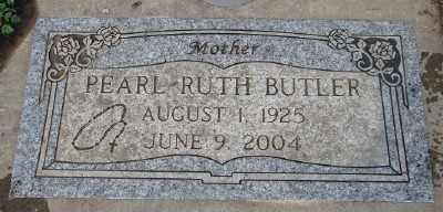 BUTLER, PEARL RUTH - Marion County, Oregon | PEARL RUTH BUTLER - Oregon Gravestone Photos