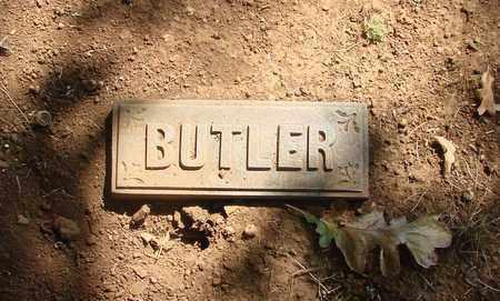 BUTLER, UNKNOWN - Marion County, Oregon | UNKNOWN BUTLER - Oregon Gravestone Photos