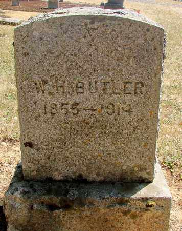BUTLER, WILLIAM H - Marion County, Oregon | WILLIAM H BUTLER - Oregon Gravestone Photos