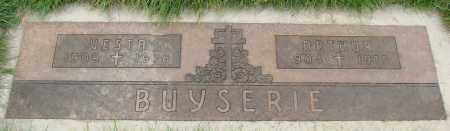 BUYSERIE, VESTA - Marion County, Oregon | VESTA BUYSERIE - Oregon Gravestone Photos