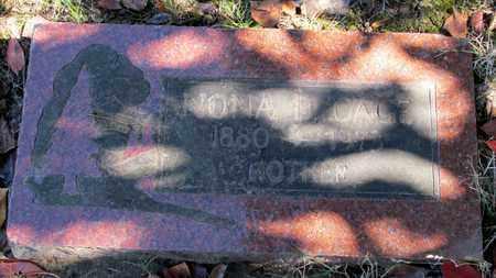 CAGE, NONA DORA - Marion County, Oregon | NONA DORA CAGE - Oregon Gravestone Photos