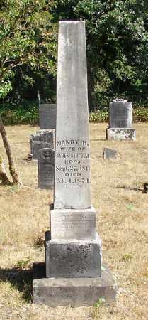 CAMPBELL, NANCY H - Marion County, Oregon | NANCY H CAMPBELL - Oregon Gravestone Photos