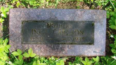 CARLSON, INGA - Marion County, Oregon   INGA CARLSON - Oregon Gravestone Photos