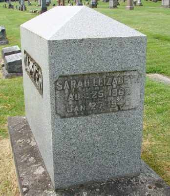 BELL, SARAH ELIZABETH - Marion County, Oregon | SARAH ELIZABETH BELL - Oregon Gravestone Photos