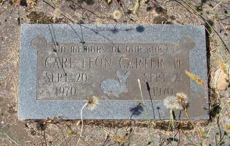 CARTER, CARL LEON, III - Marion County, Oregon   CARL LEON, III CARTER - Oregon Gravestone Photos