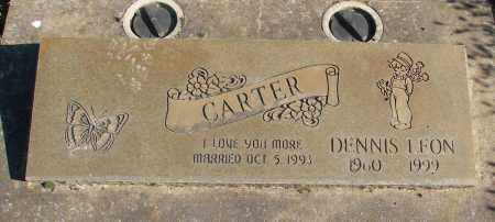 CARTER, DENNIS LEON - Marion County, Oregon | DENNIS LEON CARTER - Oregon Gravestone Photos