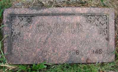 CARTER, ELIZABETH J - Marion County, Oregon | ELIZABETH J CARTER - Oregon Gravestone Photos