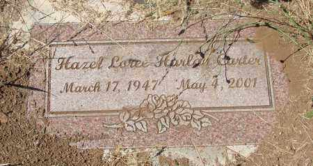 CARTER, HAZEL LOREE - Marion County, Oregon | HAZEL LOREE CARTER - Oregon Gravestone Photos