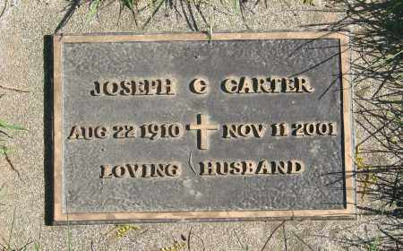 CARTER, JOSEPH CLARENCE - Marion County, Oregon | JOSEPH CLARENCE CARTER - Oregon Gravestone Photos