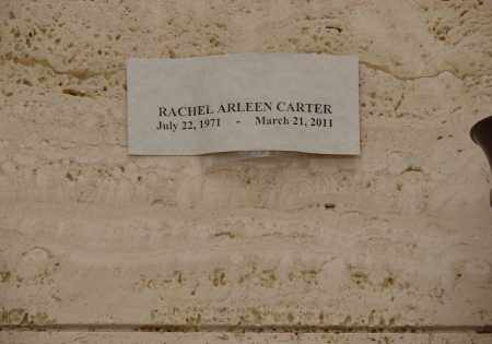 CARTER, RACHEL ARLEEN - Marion County, Oregon | RACHEL ARLEEN CARTER - Oregon Gravestone Photos