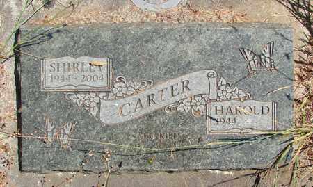 CARTER, SHIRLEY LEE - Marion County, Oregon | SHIRLEY LEE CARTER - Oregon Gravestone Photos