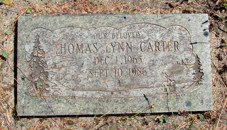 CARTER, THOMAS LYNN - Marion County, Oregon | THOMAS LYNN CARTER - Oregon Gravestone Photos