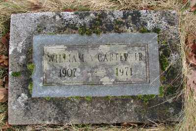 CARTER, WILLIAM ALFRED - Marion County, Oregon | WILLIAM ALFRED CARTER - Oregon Gravestone Photos