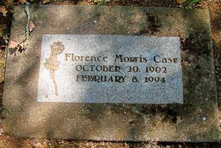 MORRIS CASE, FLORENCE S - Marion County, Oregon | FLORENCE S MORRIS CASE - Oregon Gravestone Photos
