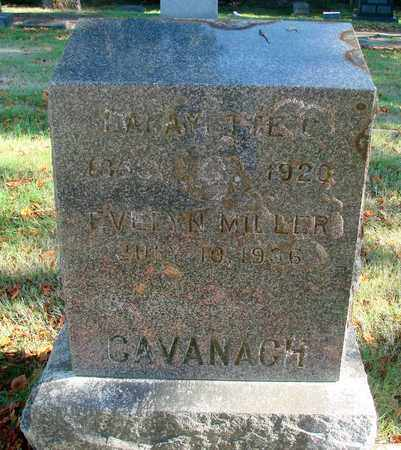 MILLER CAVANAGH, EVELYN - Marion County, Oregon | EVELYN MILLER CAVANAGH - Oregon Gravestone Photos
