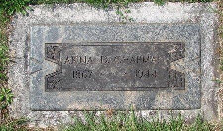 NEWBOLD CHAPMAN, ANNA DEE - Marion County, Oregon | ANNA DEE NEWBOLD CHAPMAN - Oregon Gravestone Photos