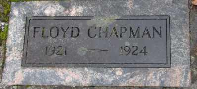 CHAPMAN, FLOYD - Marion County, Oregon   FLOYD CHAPMAN - Oregon Gravestone Photos
