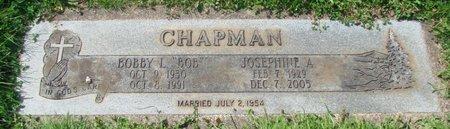CHAPMAN, JOSEPHINE ANNA - Marion County, Oregon | JOSEPHINE ANNA CHAPMAN - Oregon Gravestone Photos