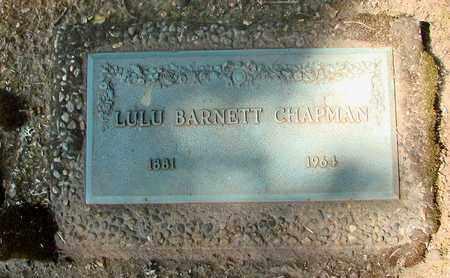 CHAPMAN, LULU - Marion County, Oregon | LULU CHAPMAN - Oregon Gravestone Photos