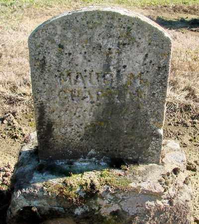 CHAPMAN, MAUD M - Marion County, Oregon   MAUD M CHAPMAN - Oregon Gravestone Photos