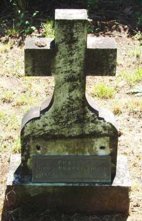 CHARRY, FRANCIS - Marion County, Oregon   FRANCIS CHARRY - Oregon Gravestone Photos