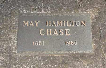 HAMILTON, MAY - Marion County, Oregon | MAY HAMILTON - Oregon Gravestone Photos